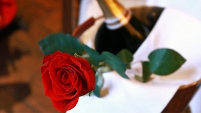 Valentine's Dinner im Carlton