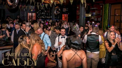 Party like a Gatsby - VIP Lounge
